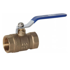 Economy Series Brass Ball Valves