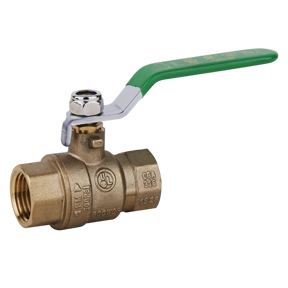 Lead-Free Ball Valves