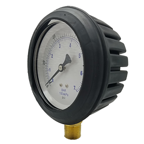 Rubber Gauge Cover 4""