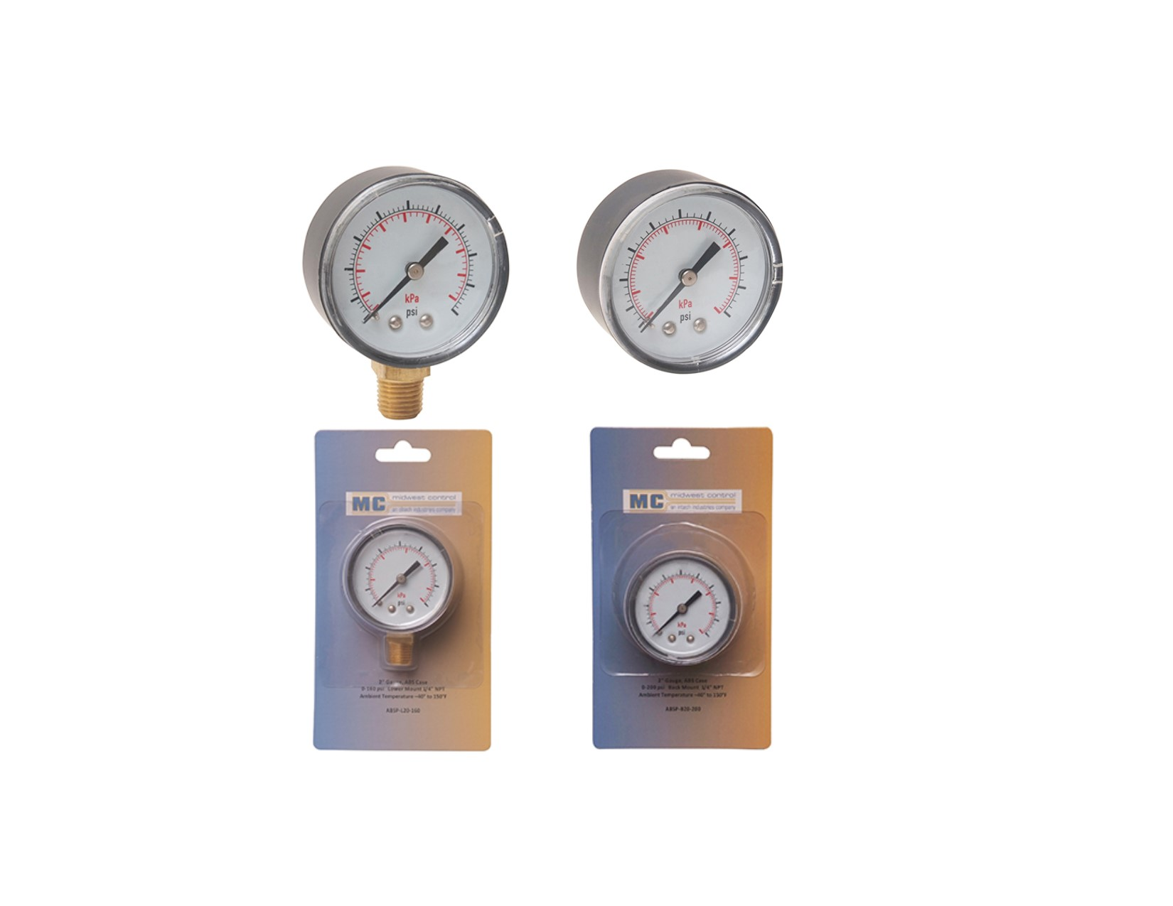Shop in ABS Gauges