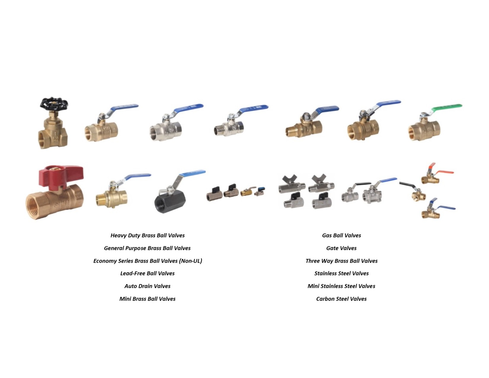 Shop in Ball Valves