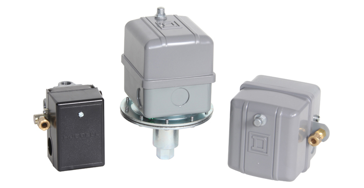Shop in Pressure Switches