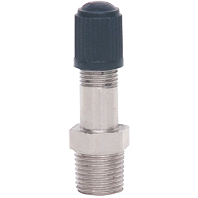 "1/8"" Nickel Plated Filler Valve 250 PSI"